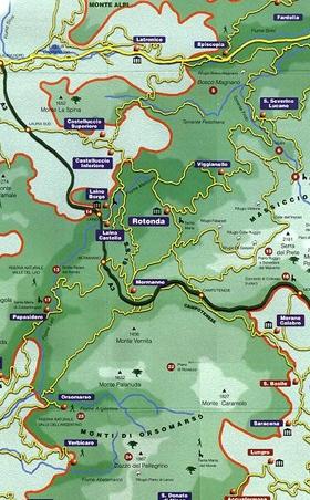 Marchio di qualità ambientale del Parco del Pollino