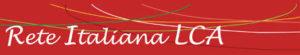 Logo di Rete Italiana LCA